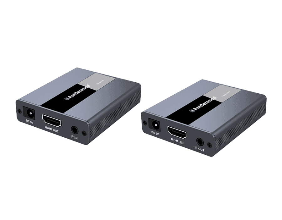 Antiference HDMIE120 120M HDMI Extender Over Cat 6
