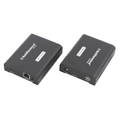 Antiference HDMIE120KVM 120M HDMI and USB Extender Over Cat 6