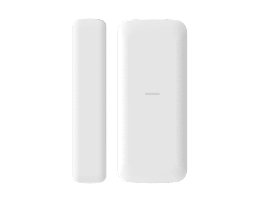 Hikvision DS-PDMCS-EG2-WE Wireless Slimline Magnetic Contact