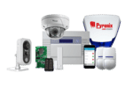 Wireless alarm systems