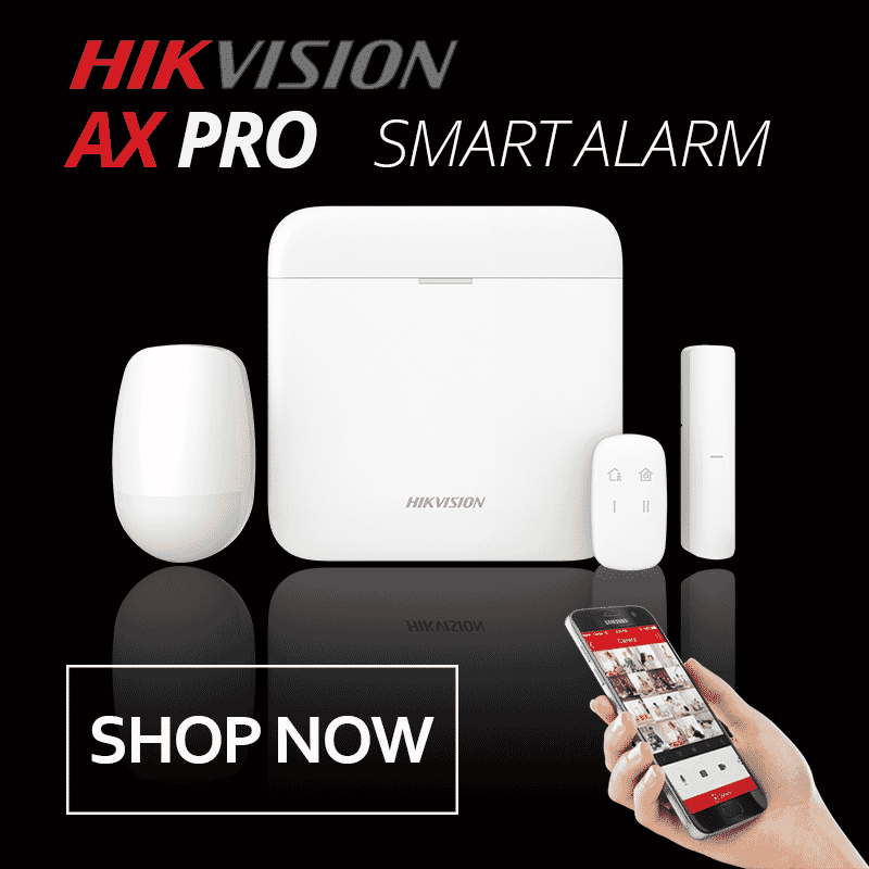 Hikvision AX-Pro Wireless Smart Alarm