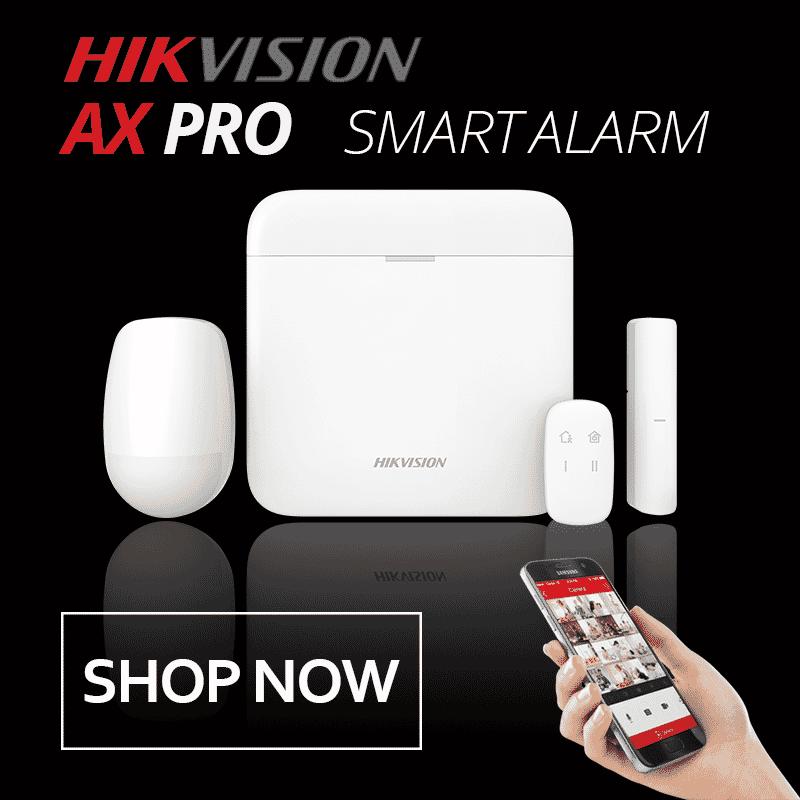 Hikvision AX-Pro Wireless Smart Alarm