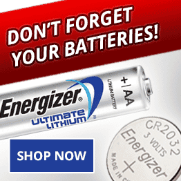 Huge range of batteries available at Connectec