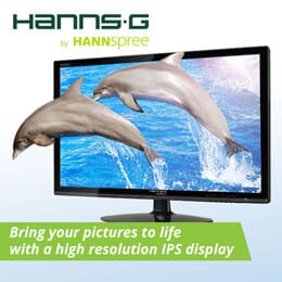 IPS Monitors from Hanns.G