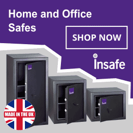 Great deals on safes for your home or office