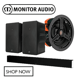 Monitor Audio custom install range