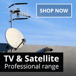 TV and Satellite installation range
