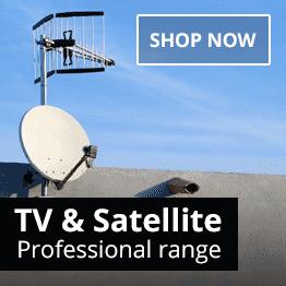 TV and Satellite installation range