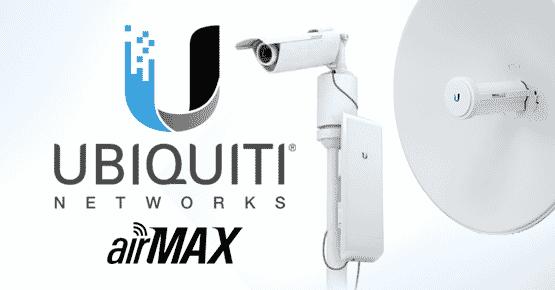 Ubiquiti airMAX outdoor WiFi bridging solutions