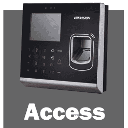 Hikvision access control systems