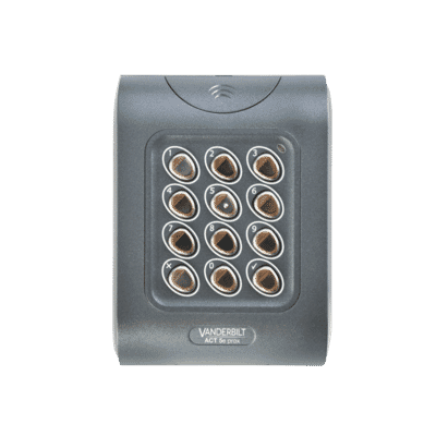 ACT 5EPROX Standalone Digital Keypad with Prox Reader 2 Door
