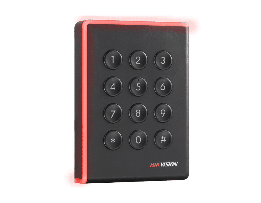 Hikvision DS-K1108MK Internal Keypad and Mifare Card Reader