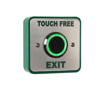RGL EBNT/TF-1 Touch Free Door Exit Button with Built-in Timer