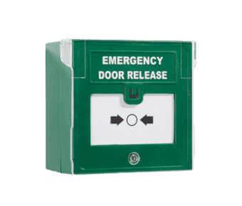 RGL EDR-1 Emergency Door Release Call Point Green