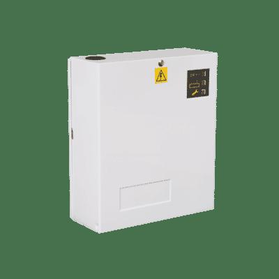 RGL Metal Case 12V Power Supply with Battery Backup Option