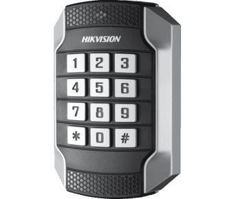 Hikvision DS-K1104MK Anti Vandal Prox Reader with keypad