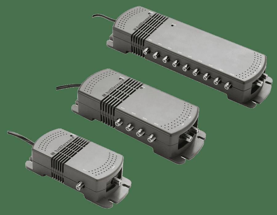 Antiference Pro-Series UHF/VHF Distribution Amplifiers