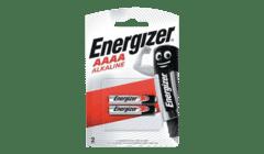 Energizer AAAA | E96 Alkaline 1.5v Batteries