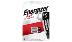 Energizer A27 12V Alkaline Battery Twin Pack