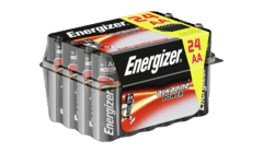 Energizer AA Alkaline Batteries 24 Pack