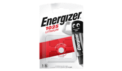Energizer CR1025 Lithium Coin 3V Single Pack