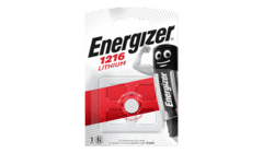 Energizer CR1216 Lithium Coin 3V Single Pack