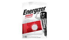 Energizer 2025 Lithium Coin 3v Battery Single Pack