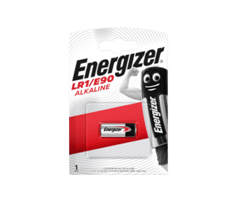 Energizer LR1   E90 Alkaline 1.5v Single Pack Battery