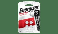 Energizer LR44 | A76 Minature Alkaline 1.5v 4 Pack