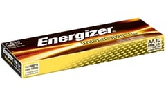 Energizer Industrial Alkaline AA Batteries 10 Pack
