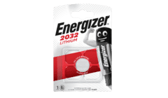 Energizer 2032 Lithium Coin 3v Batteries Single Pack