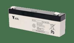 Yuasa Yucel 12v 2.1Ah Lead Acid Battery