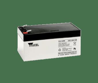 Yuasa Yucel 12v 3.2ah Lead Acid Battery