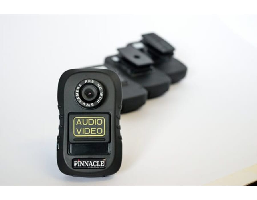 Pinnacle PR6 Professional HD Body Worn Camera