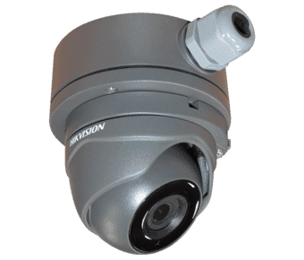 Hikvision DS-1280ZJ-XS/Grey Junction Box
