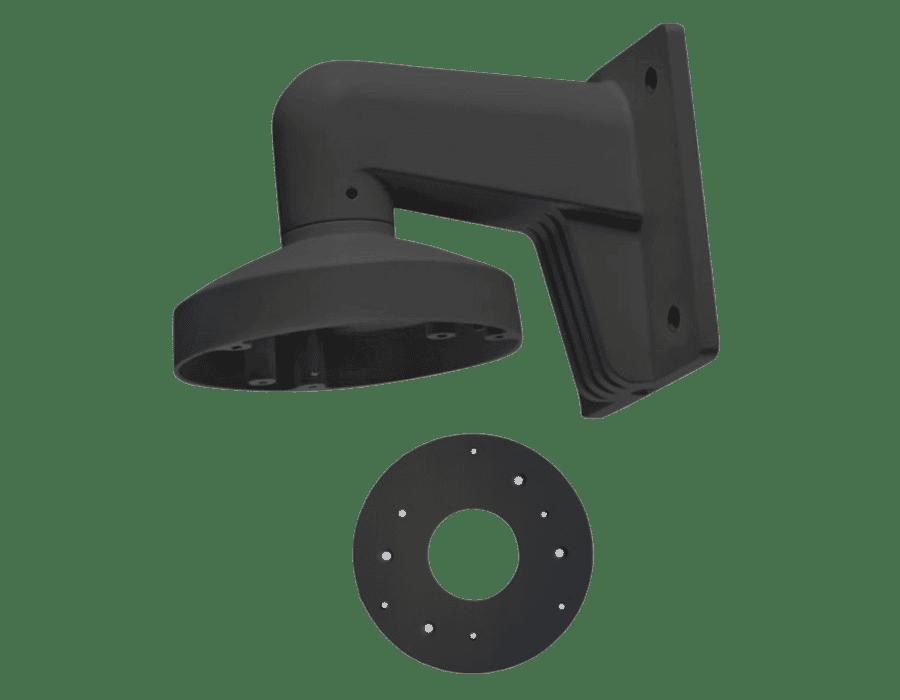 Hikvision DS-1273ZJ-130-TRL Black Wall Bracket
