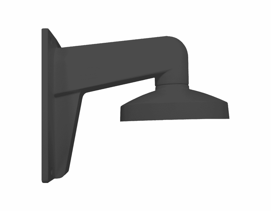 Hikvision DS-1273ZJ-140 GREY Dome Camera Wall Bracket