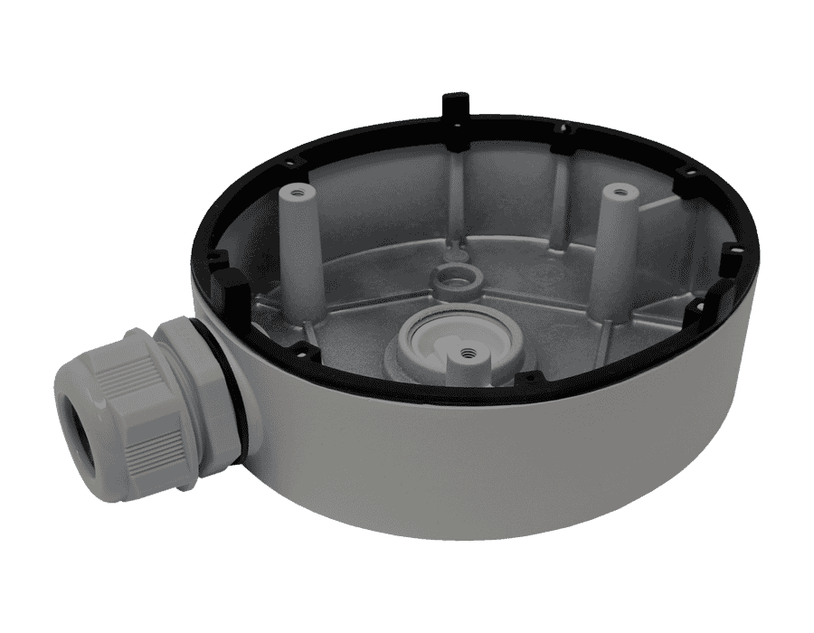 Hikvision DS-1280ZJ-DM46 GREY Junction Box Deep Base