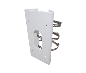 Hikvision DS-1475ZJ-SUS Stainless Steel Pole Bracket