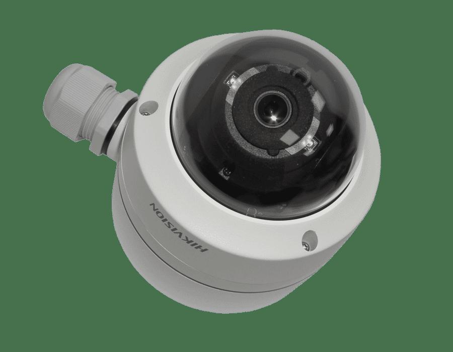 Hikvision DS-1280ZJ-DM18 Junction Box