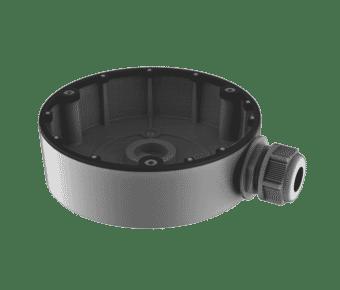 Hikvision DS-1280ZJ-DM8/GREY Junction Box in Grey