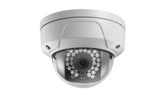 HiWatch IPC-D120 2 Megapixel 1080p HD IP Dome Camera