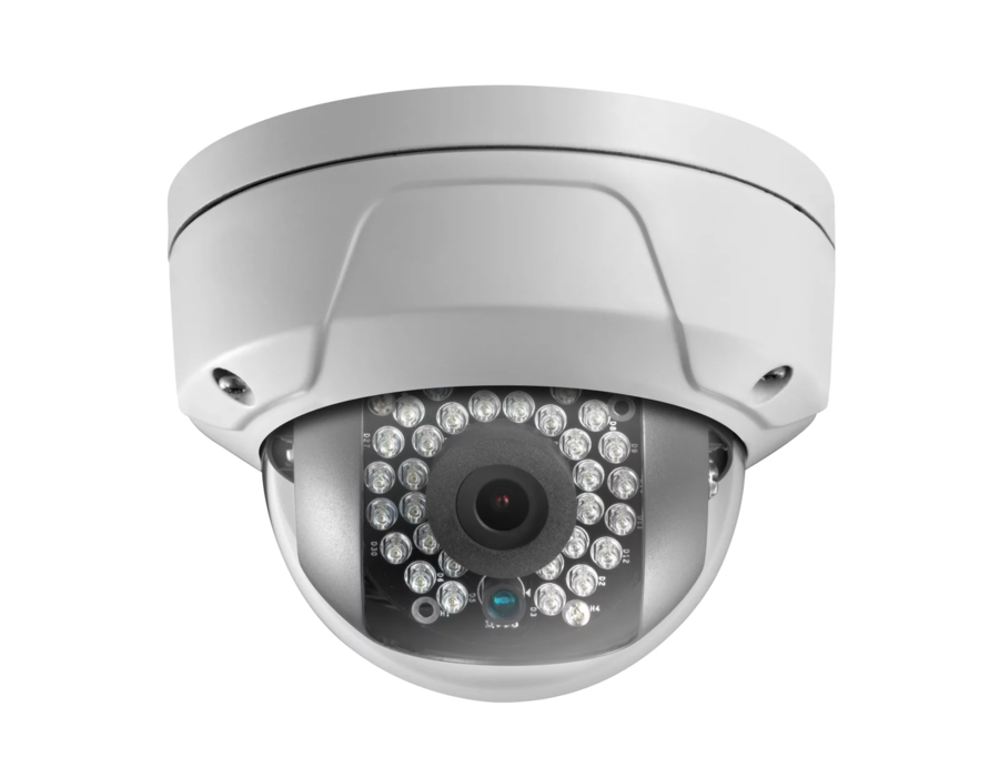 HiWatch IPC-D120 2 Megapixel 1080p HD IP Dome Camera
