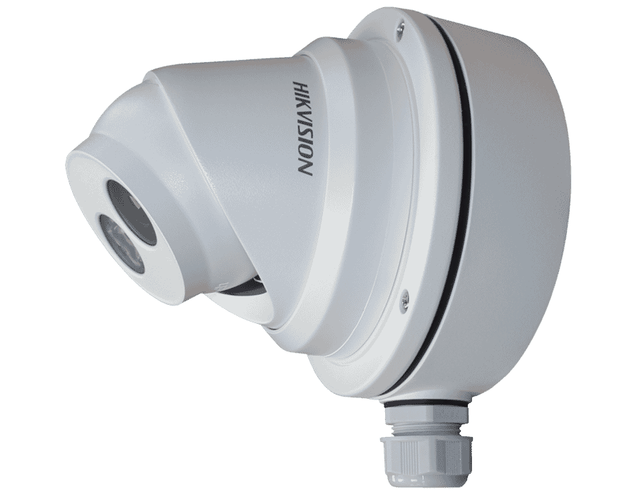 HIKVISION DS-2CD2363G0-I 6MP IR Turret Camera