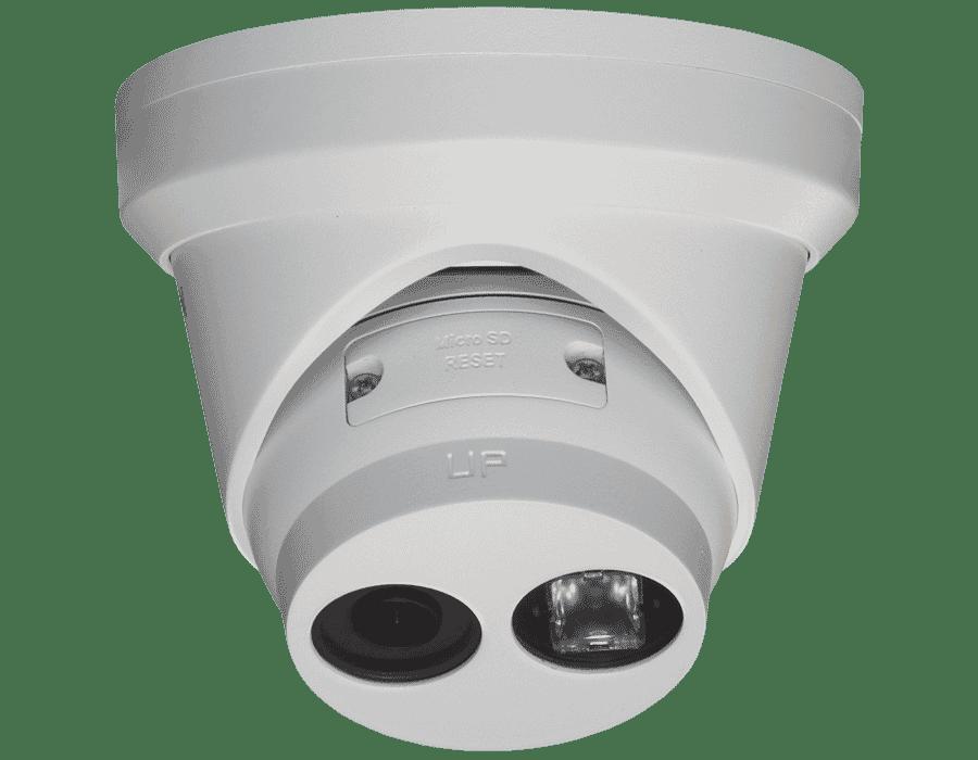 HIKVISION DS-2CD2343G0-I 4MP IR Turret Camera