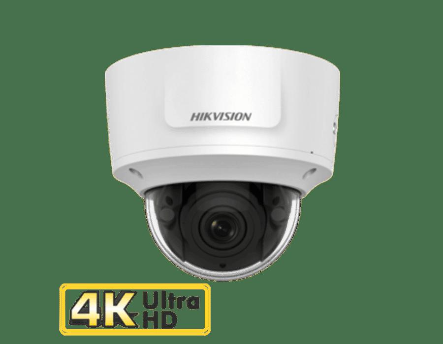 HIKVISION DS-2CD2785FWD-IZS 8MP 4K Varifocal Dome