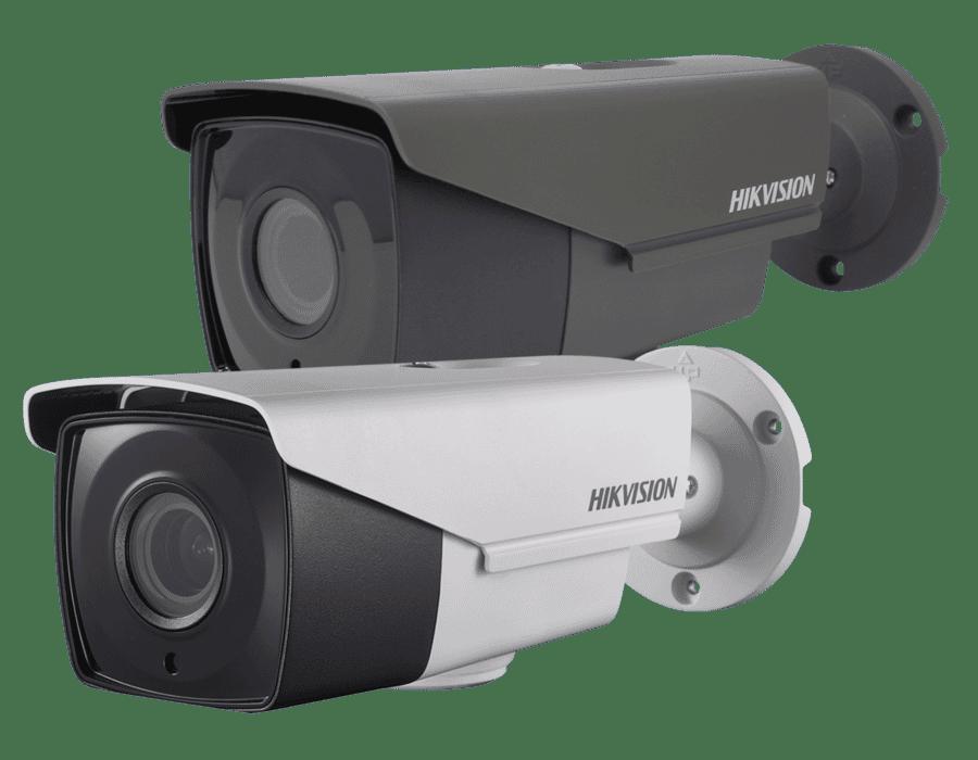 Hikvision DS-2CE16D8T-IT3ZE PoC TVI 2MP 2.8-12mm MFZ Bullet