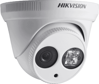 Hikvision DS-2CE56D5T-IT3 2MP TVI Turret Cam 2.8mm