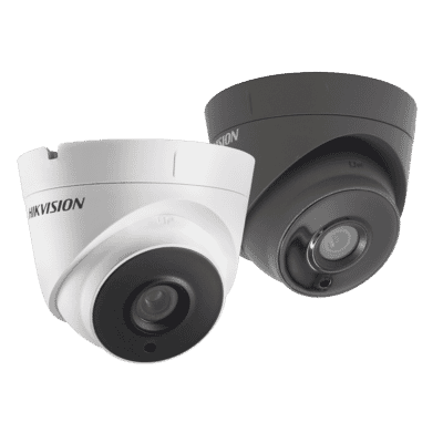 Hikvision DS-2CE56H1T-IT3E 5MP TVI PoC Turret Camera