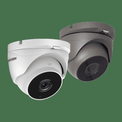 Hikvision DS-2CE56D8T-IT3ZE 2MP TVI Turret 2.8-12mm MFZ